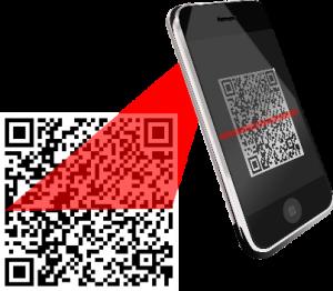 Scanner für Teilnehmerregistrierung